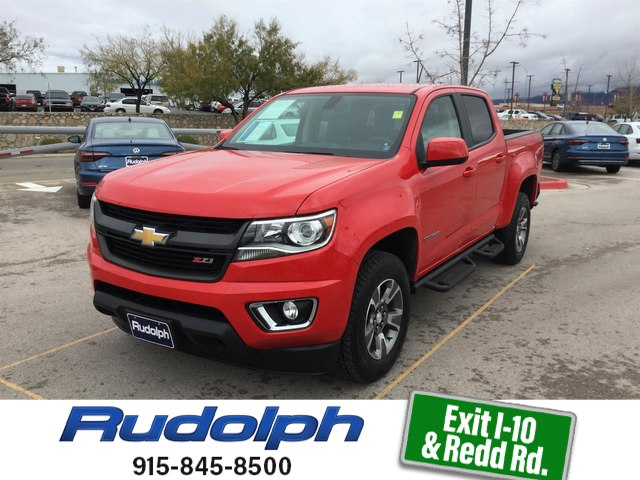Pre Owned 2017 Chevrolet Colorado Z71