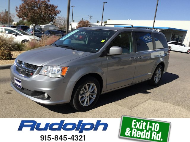 Pre Owned 2018 Dodge Grand Caravan Sxt Minivan In El Paso Hp18164