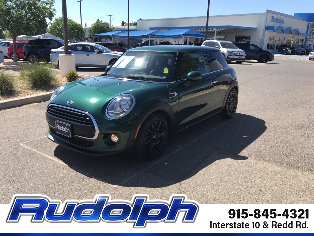 Pre-Owned 2018 MINI Special Editions Oxford Edition