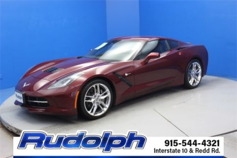 Pre-Owned 2019 Chevrolet Corvette Stingray