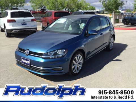 New 2019 Volkswagen Golf TSI SE 4-Door